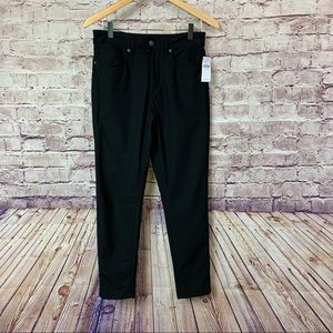 American Eagle Outfitters Black Active Flex Pants